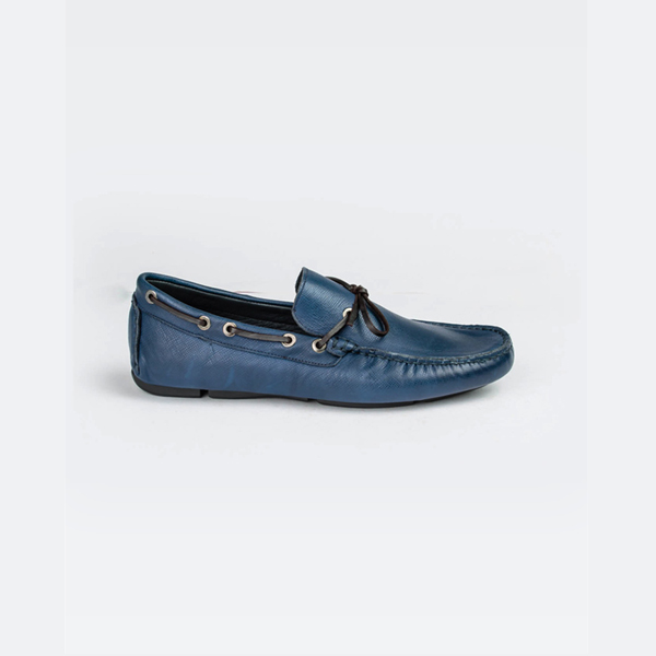 FPC blue leather drivers