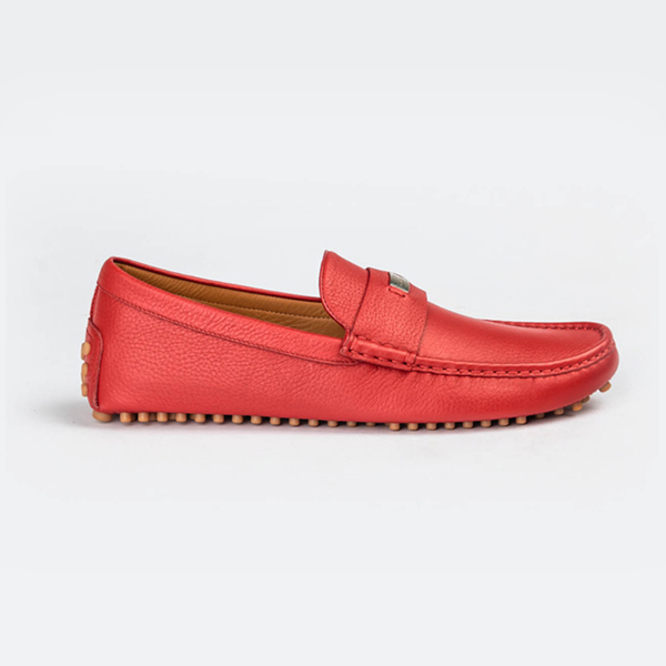 Gucci red drivers