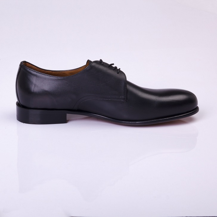 FPC Black Leather Oxford Lace-up 2