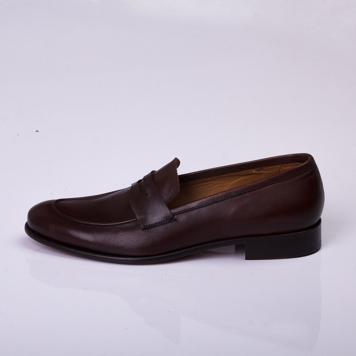 FPC Dark Brown Penny Loafers 5