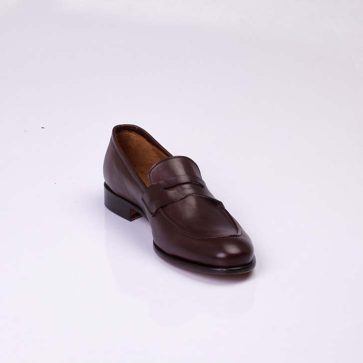 FPC Dark Brown Penny Loafers 2