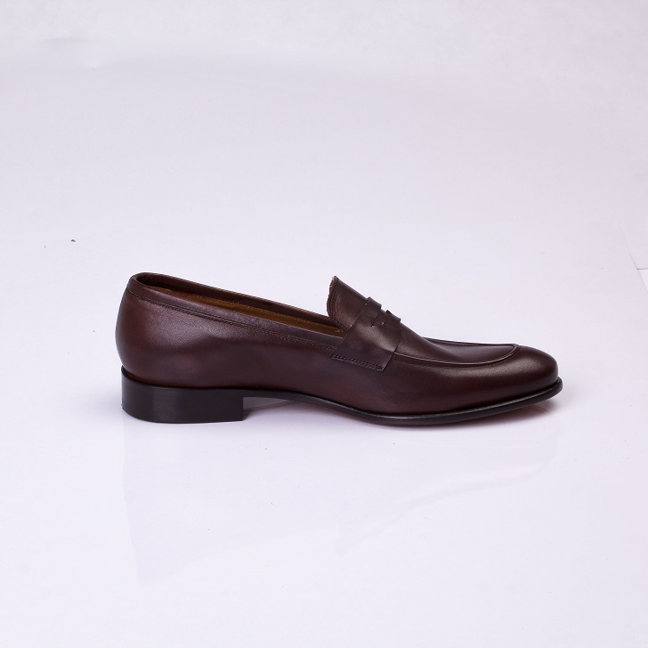 FPC Dark Brown Penny Loafers 3
