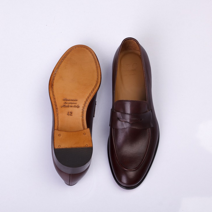 FPC Dark Brown Penny Loafers 6