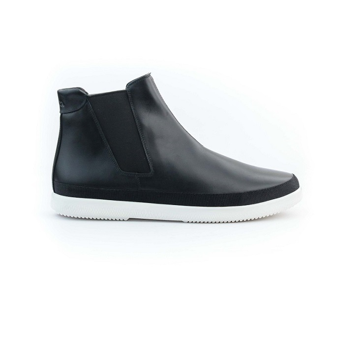 Prada Leather Chelsea Boot 1